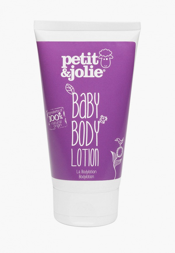 лосьон для тела petit & jolie малыши