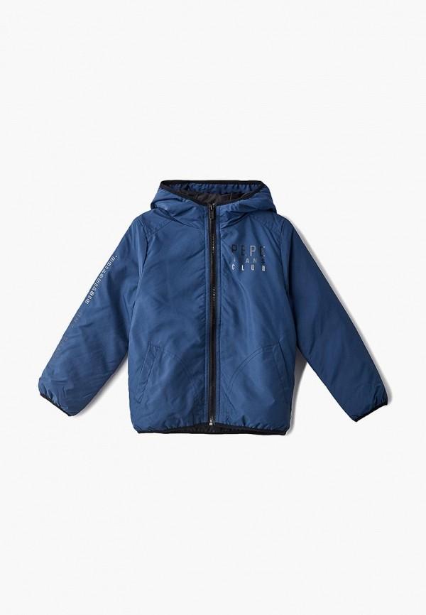Купить Куртка Pepe Jeans, PE299EBBNJP0, синий, Осень-зима 2018/2019