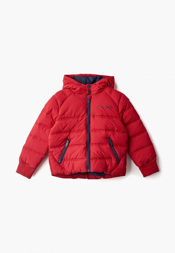 Купить Куртка утепленная Pepe Jeans, PE299EBBNJP4, красный, Осень-зима 2018/2019