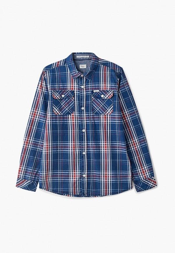 Рубашка Pepe Jeans Pepe Jeans PE299EBBNJP7 рубашка pepe jeans pepe jeans pe299emzgx02