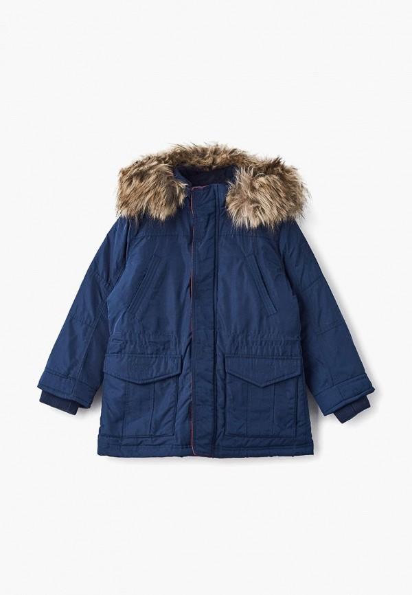 куртка pepe jeans london для мальчика, синяя