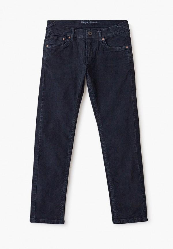 брюки pepe jeans london для мальчика, синие