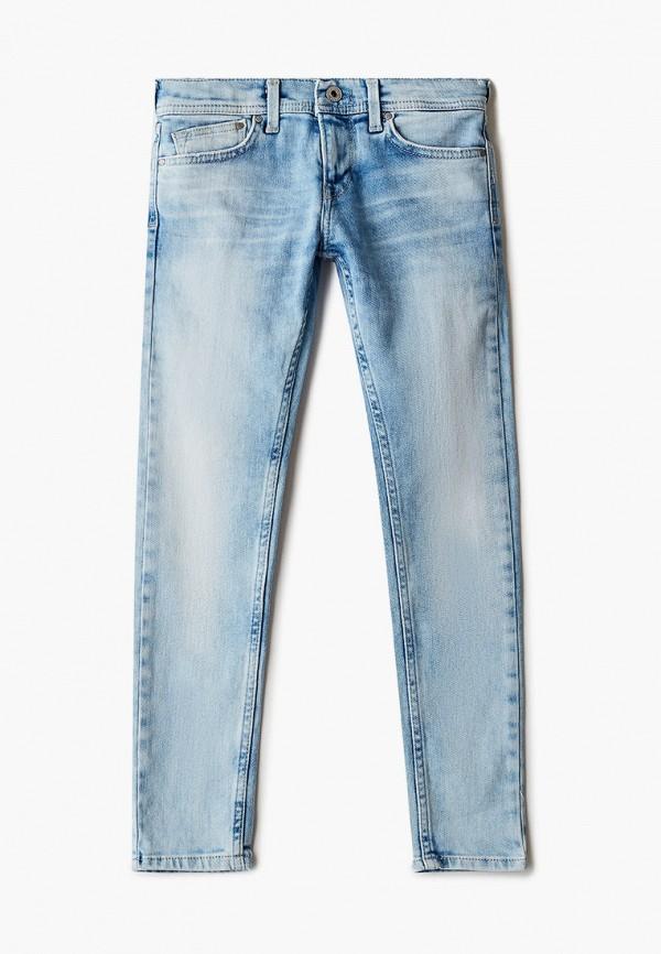 джинсы pepe jeans london для мальчика, голубые