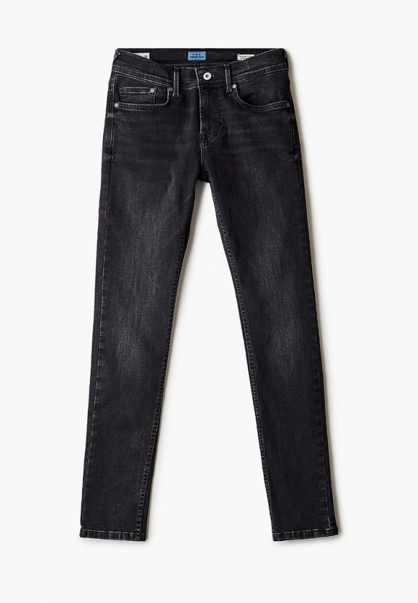 джинсы pepe jeans london для мальчика, черные