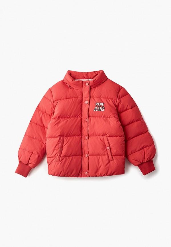 Купить Куртка утепленная Pepe Jeans, PE299EGBNJM2, красный, Осень-зима 2018/2019