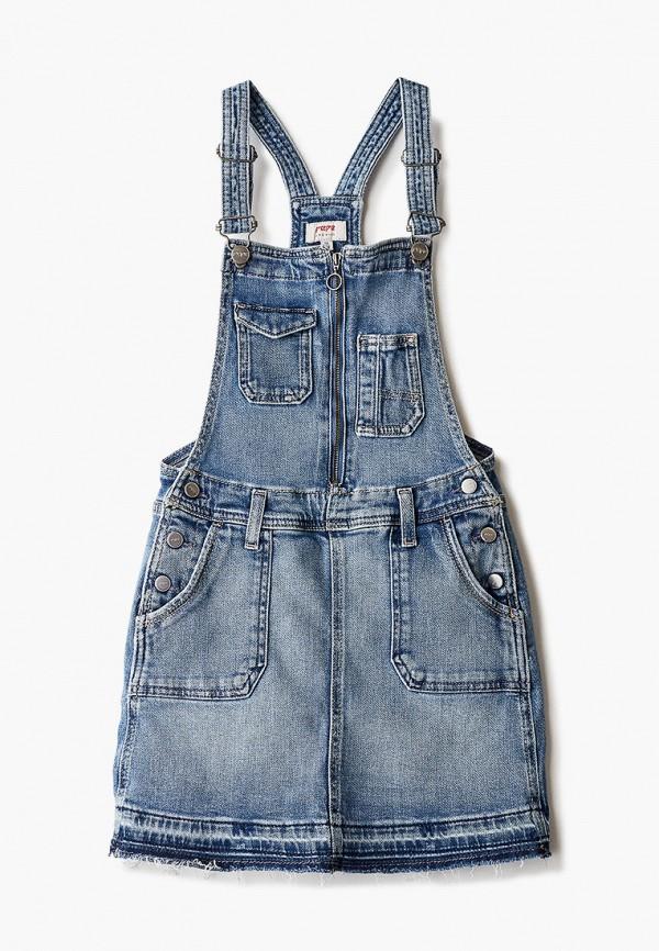 сарафан pepe jeans london для девочки