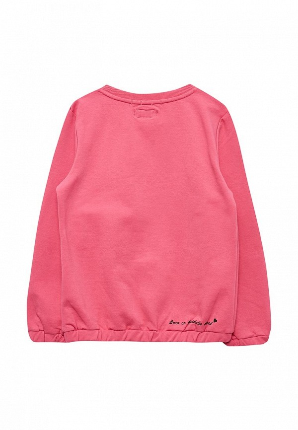 Фото 2 - Свитшот Pepe Jeans розового цвета