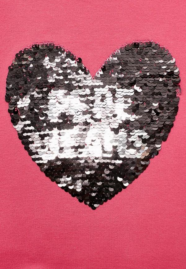 Фото 3 - Свитшот Pepe Jeans розового цвета