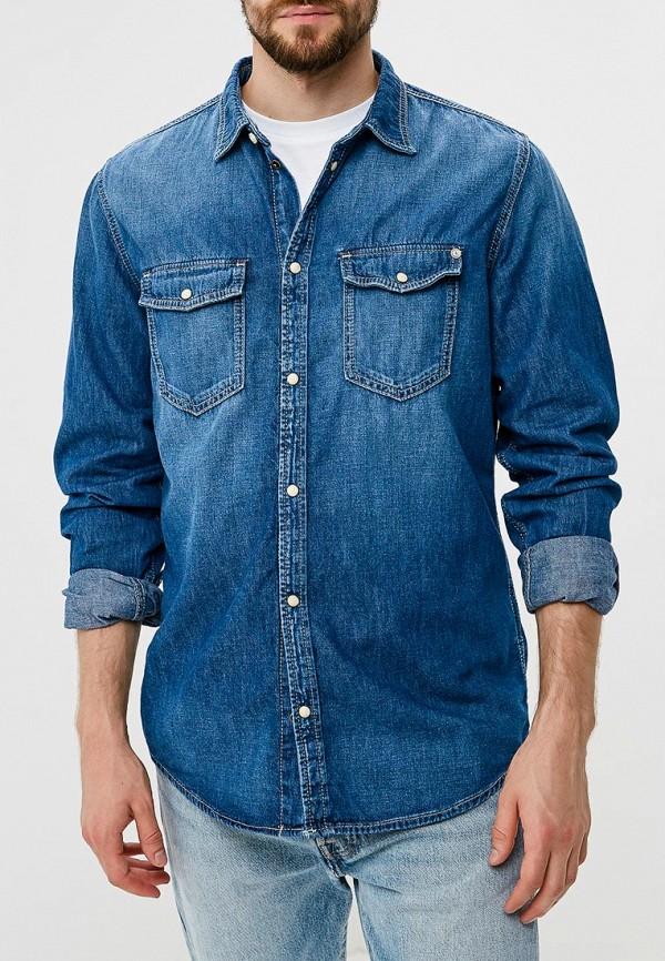 Рубашка джинсовая Pepe Jeans Pepe Jeans PE299EMBNGX7 рубашка pepe jeans pepe jeans pe299emzgx02