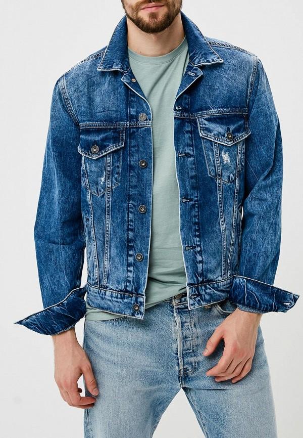 Куртка джинсовая Pepe Jeans Pepe Jeans PE299EMBNGY5 цена и фото
