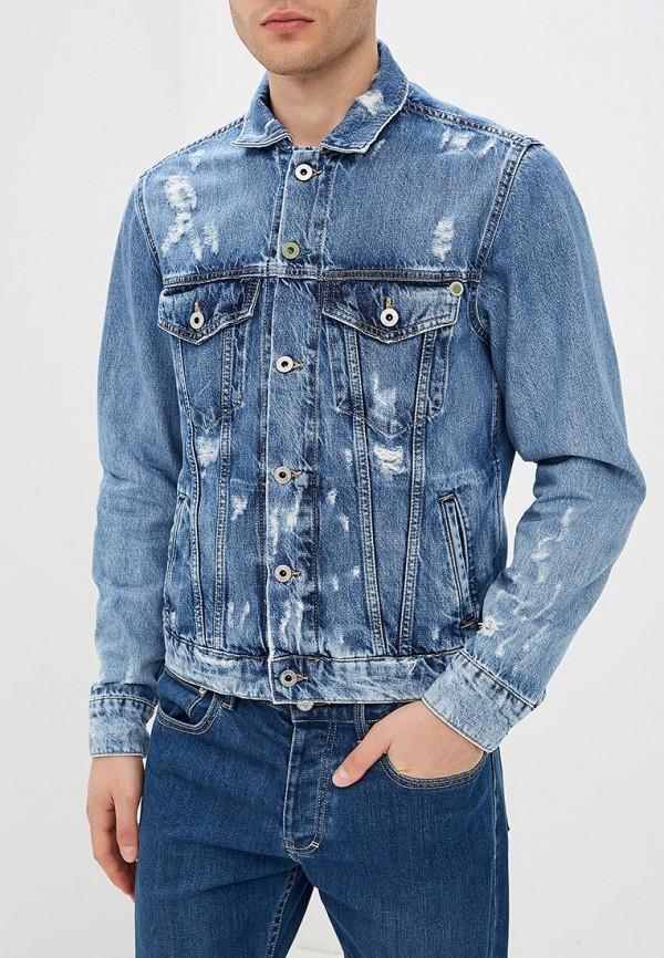 купить Куртка джинсовая Pepe Jeans Pepe Jeans PE299EMBNGY6 дешево