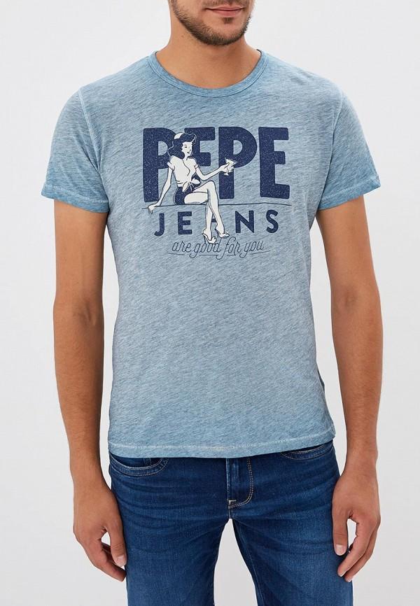 Футболка Pepe Jeans Pepe Jeans PE299EMBNHA9