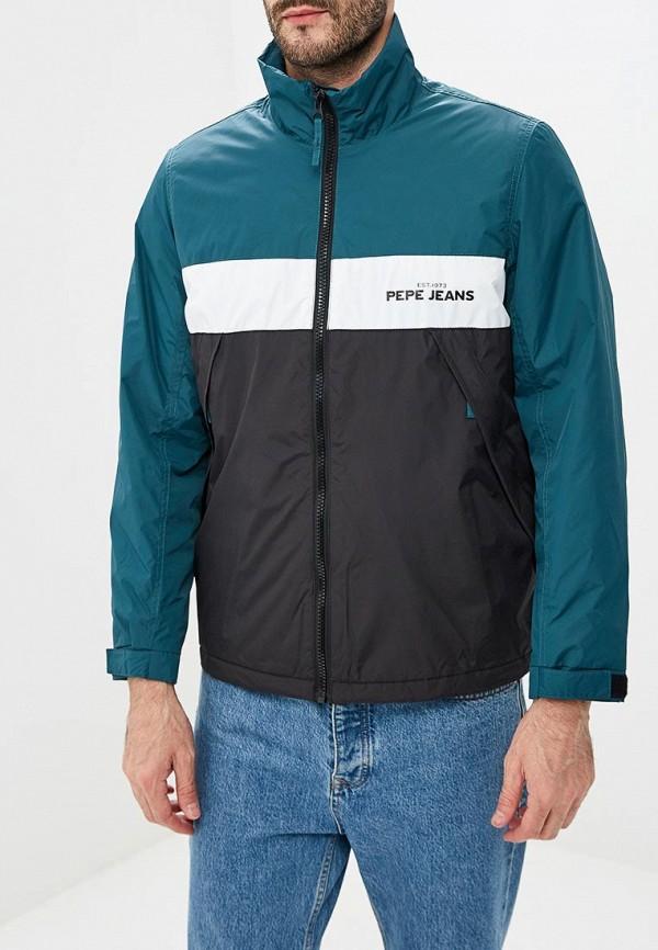 Куртка утепленная Pepe Jeans Pepe Jeans PE299EMBTDH4 цена