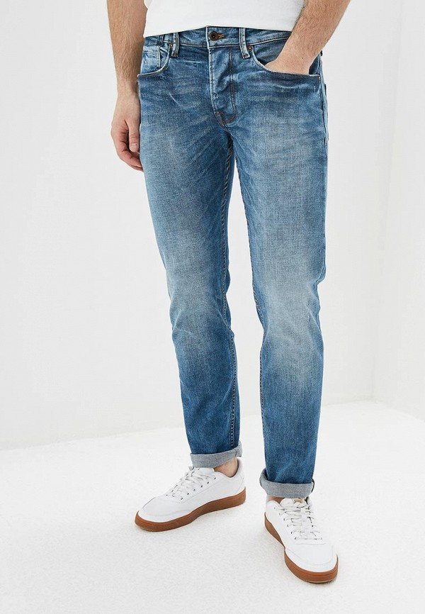 Джинсы Pepe Jeans Pepe Jeans PE299EMDHGE7 pepe jeans gable stitching