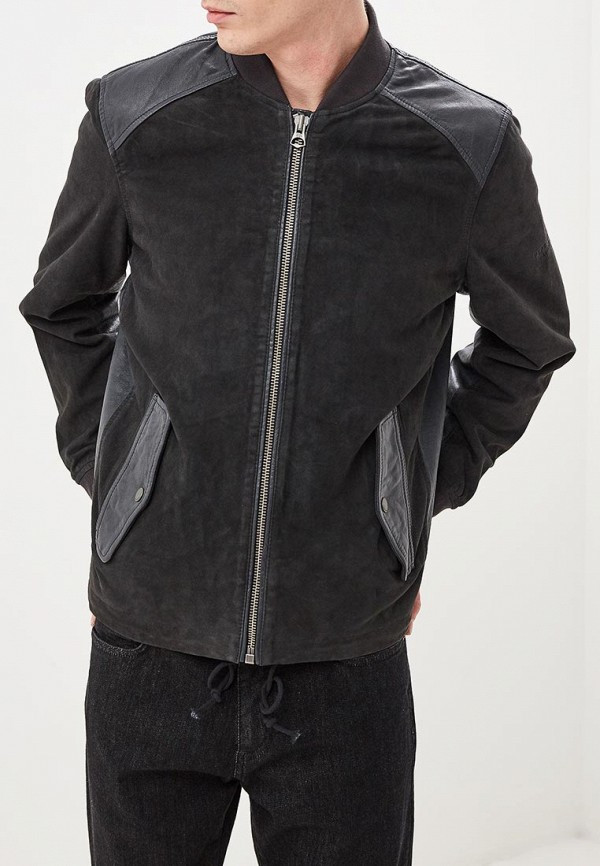 купить Куртка кожаная Pepe Jeans Pepe Jeans PE299EMDHGF5 дешево