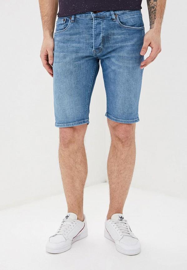 Шорты джинсовые Pepe Jeans Pepe Jeans PE299EMEPWA7 блузка женская pepe jeans цвет синий 097 pl303141 551 размер s 42 44