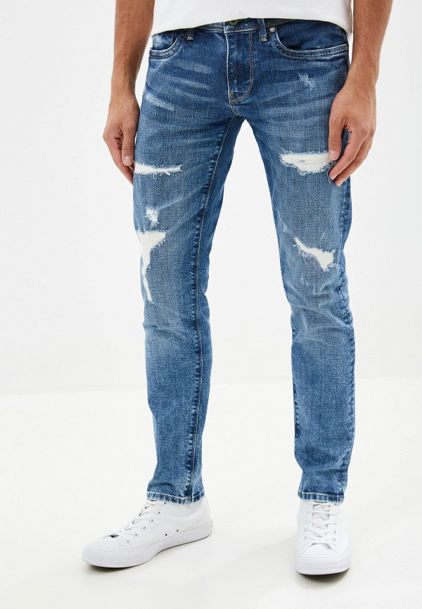 Джинсы Pepe Jeans Pepe Jeans PE299EMFWBD4 цена