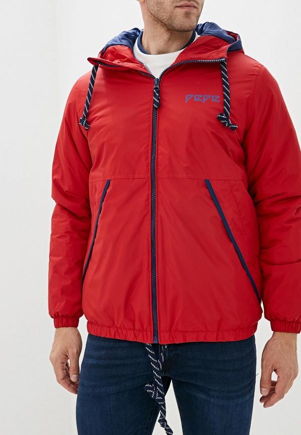 купить Куртка утепленная Pepe Jeans Pepe Jeans PE299EMFWBE6 дешево
