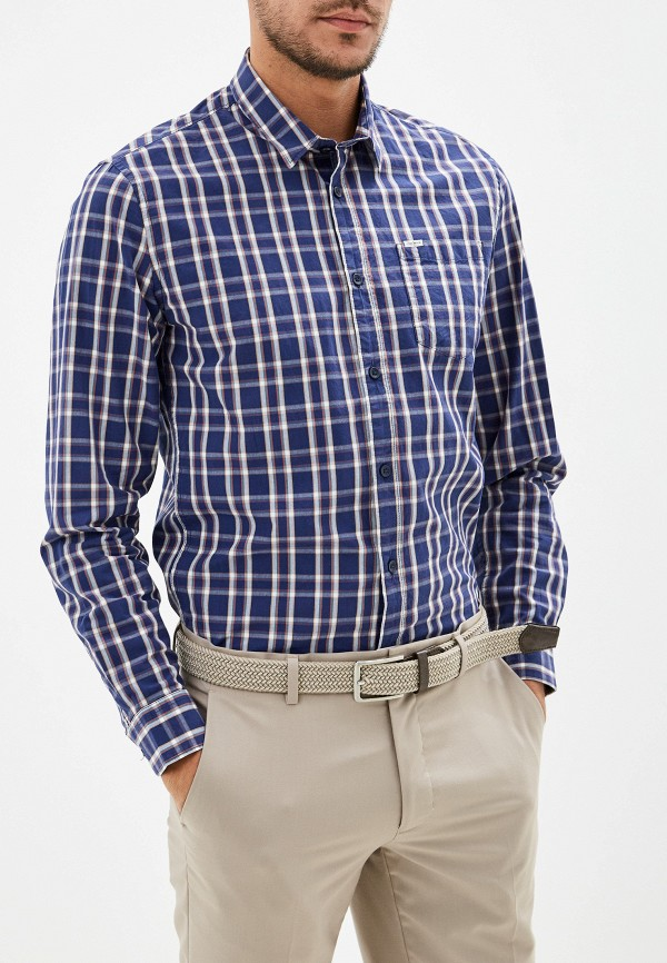 Фото - Рубашка Pepe Jeans Pepe Jeans PE299EMFWBH8 рубашка pepe jeans pepe jeans pe299emepwb6