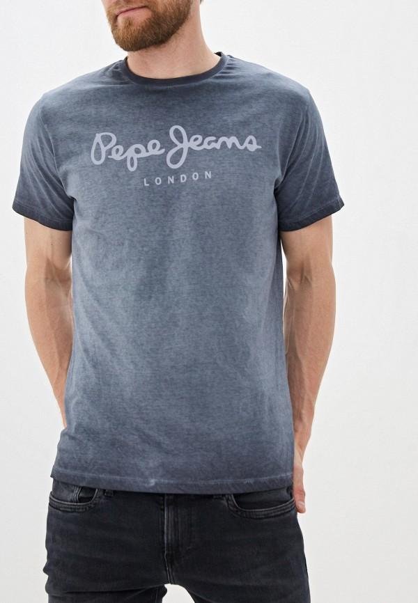 Футболка Pepe Jeans Pepe Jeans PE299EMFWBI4 цена и фото