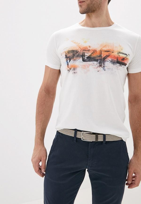 Футболка Pepe Jeans Pepe Jeans PE299EMFWBI6 футболка pepe jeans pepe jeans pe299ewetgi9