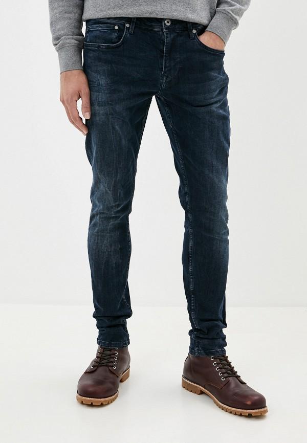 цена Джинсы Pepe Jeans Pepe Jeans PE299EMFWWI8 онлайн в 2017 году