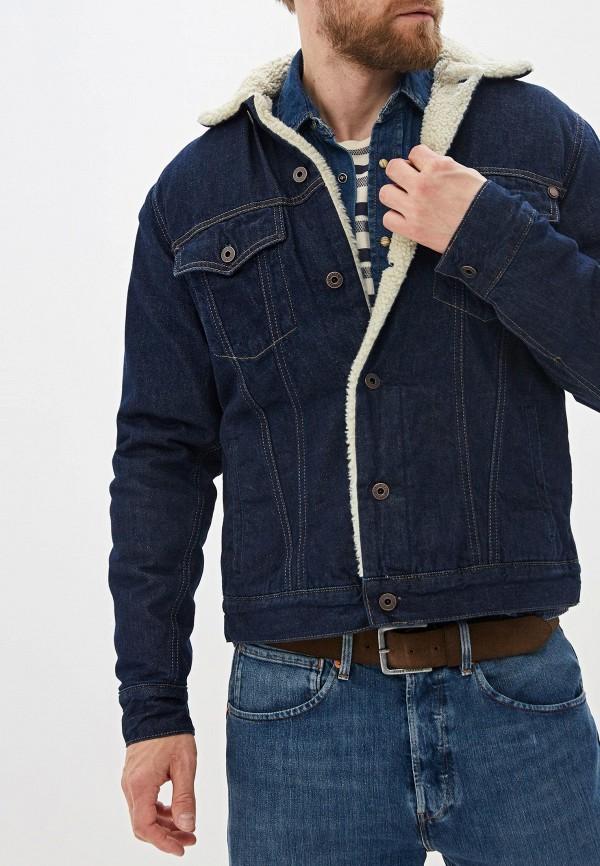 купить Куртка джинсовая Pepe Jeans Pepe Jeans PE299EMFWWL5 дешево