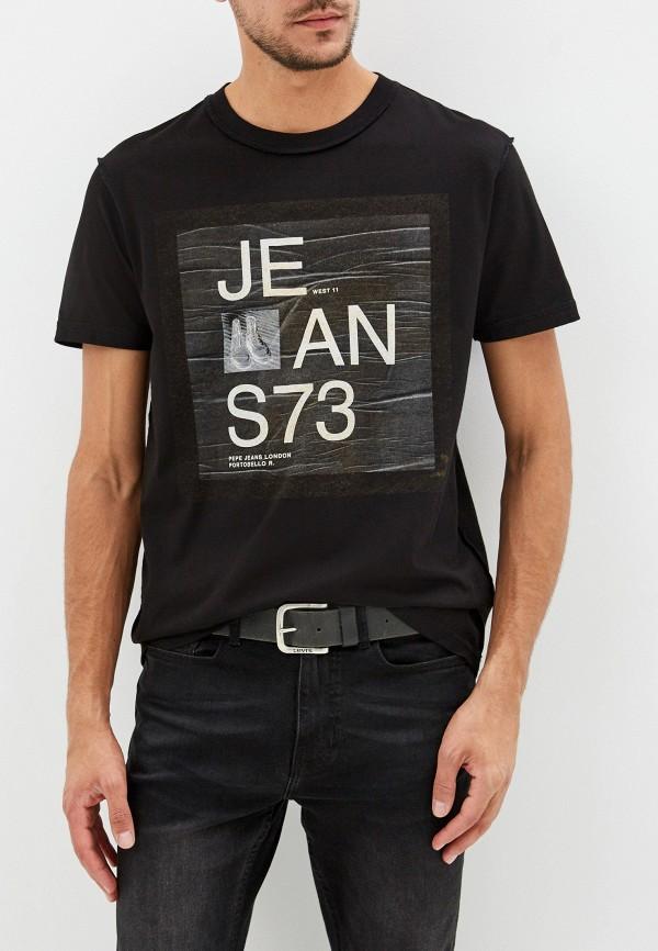 цена на Футболка Pepe Jeans Pepe Jeans PE299EMFWWM9
