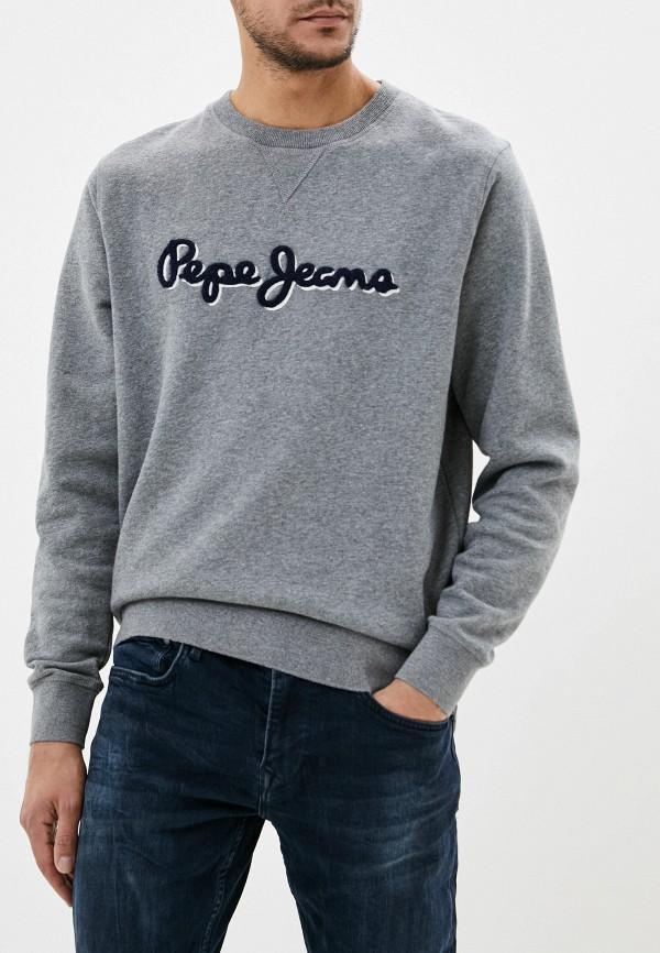 Свитшот Pepe Jeans Pepe Jeans PE299EMFWWO3 цена и фото