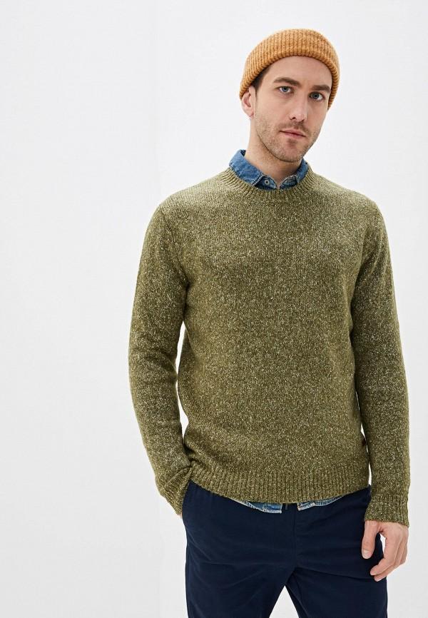 мужской джемпер pepe jeans london, зеленый