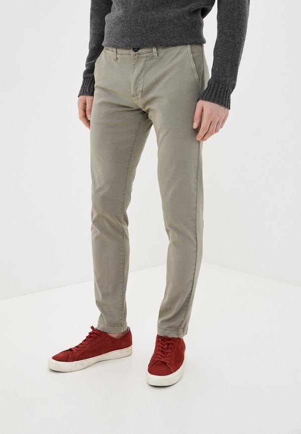 мужские брюки чинос pepe jeans london, хаки