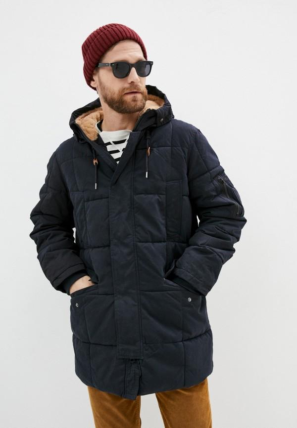 мужская куртка pepe jeans london, синяя