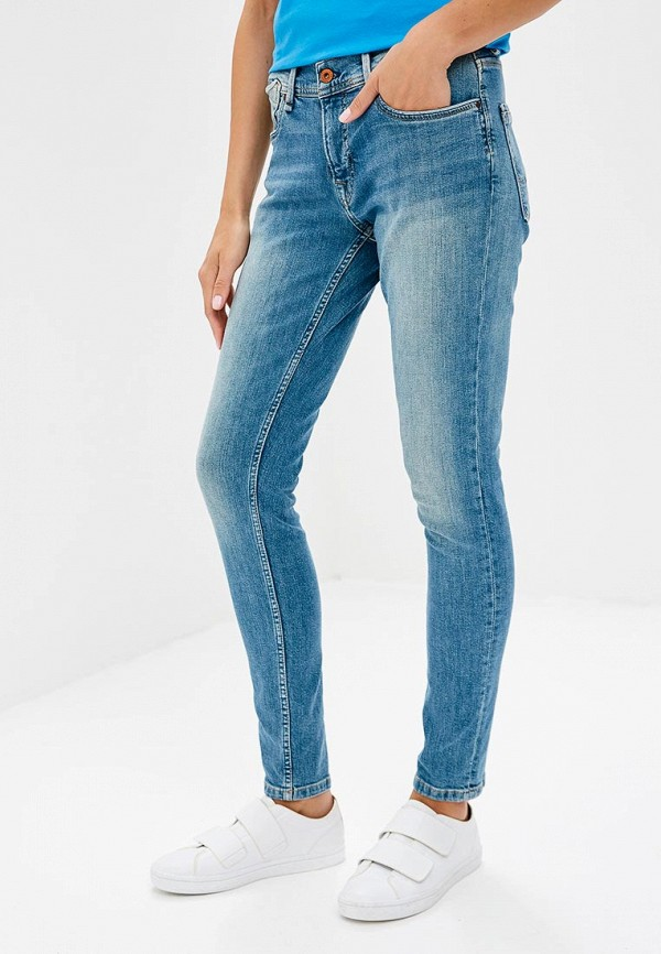 Джинсы Pepe Jeans Pepe Jeans PE299EWBNTS9 пуловер pepe jeans pepe jeans pe299ewtzv86