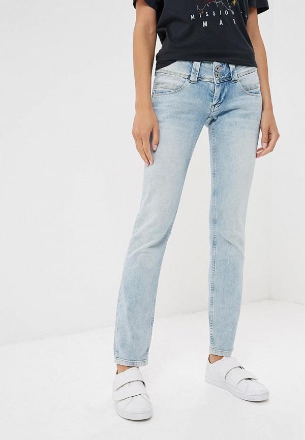 Джинсы Pepe Jeans Pepe Jeans PE299EWBNTT7 цена