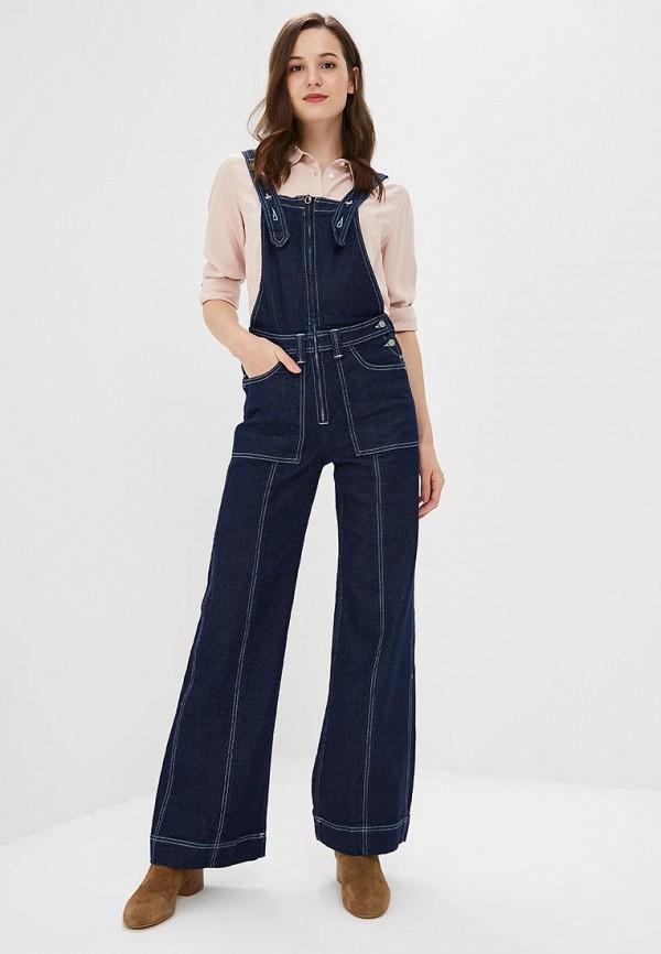 Комбинезон джинсовый Pepe Jeans Pepe Jeans PE299EWBTCS3 комбинезон pepe jeans pepe jeans pe299ewtzv26