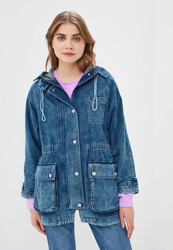 Куртка кожаная Pepe Jeans Pepe Jeans PE299EWDHGK0 pepe jeans куртка