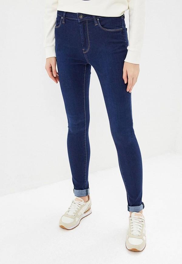 цена Джинсы Pepe Jeans Pepe Jeans PE299EWDHGP7 онлайн в 2017 году