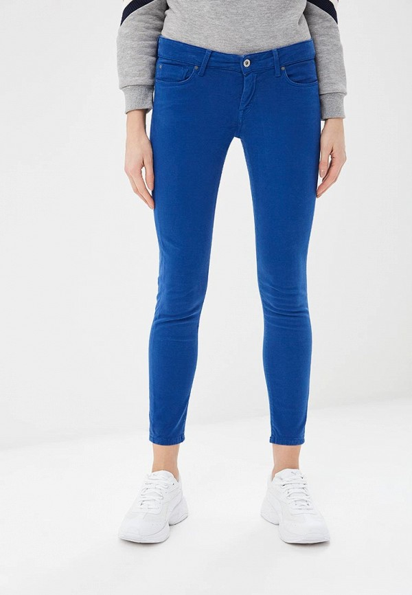 Брюки Pepe Jeans Pepe Jeans PE299EWDHGR7 pepe jeans брюки капри