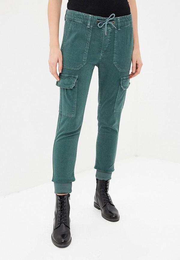 Фото - Брюки Pepe Jeans Pepe Jeans PE299EWDHGS7 куртка женская pepe jeans цвет зеленый 097 pl401555 664 размер m 44 46
