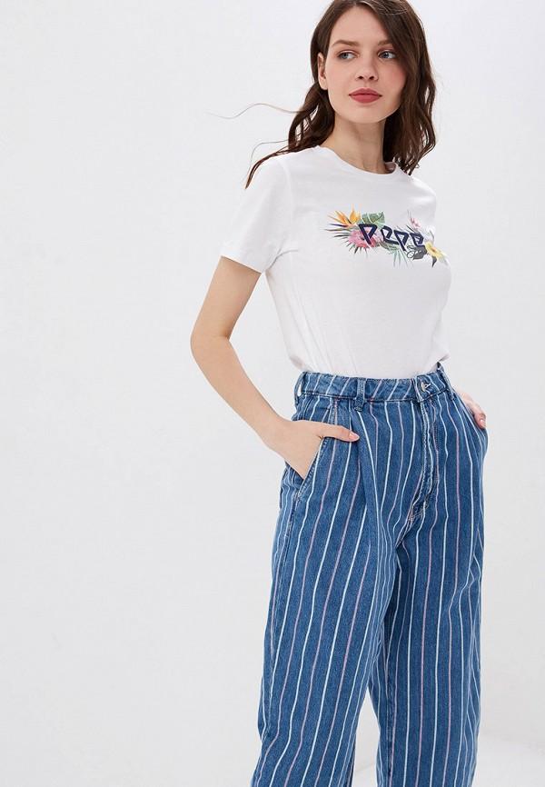 Футболка Pepe Jeans Pepe Jeans PE299EWETGL4 футболка pepe jeans pepe jeans pe299ewetgi9