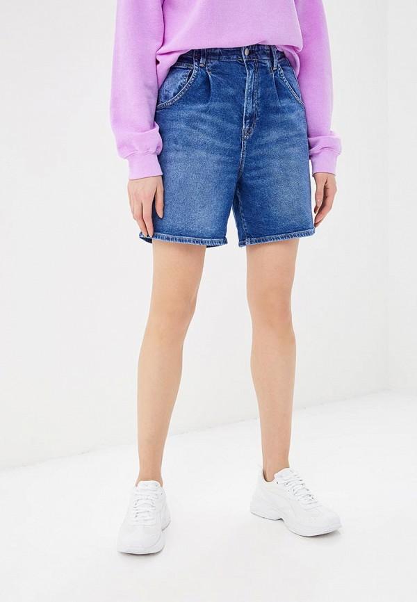 Шорты джинсовые Pepe Jeans Pepe Jeans PE299EWETGO8 pepe jeans 73 джинсовые шорты