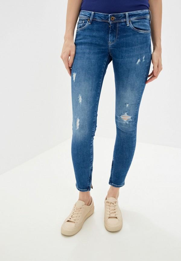 Джинсы Pepe Jeans Pepe Jeans PE299EWFWVX8 цена и фото