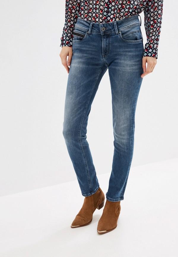 Джинсы Pepe Jeans Pepe Jeans PE299EWFWVY6 цена и фото
