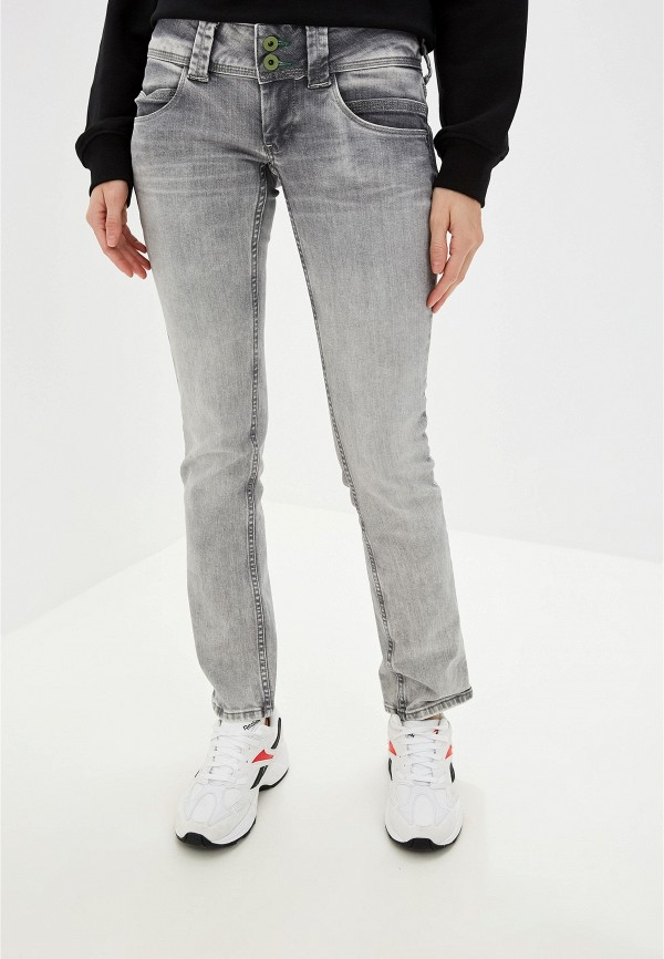 Джинсы Pepe Jeans Pepe Jeans PE299EWFWVY7 цена и фото
