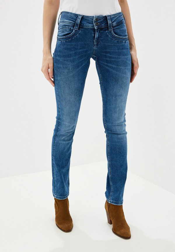 Джинсы Pepe Jeans Pepe Jeans PE299EWFWVY9 джинсы pepe jeans pepe jeans pe299ewpup43