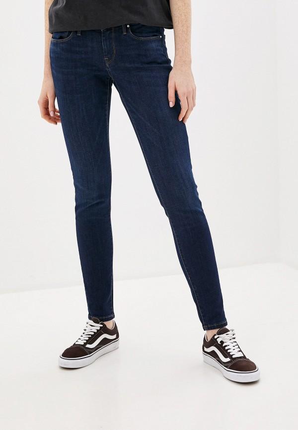 Джинсы Pepe Jeans Pepe Jeans PE299EWFWVZ2 цена 2017