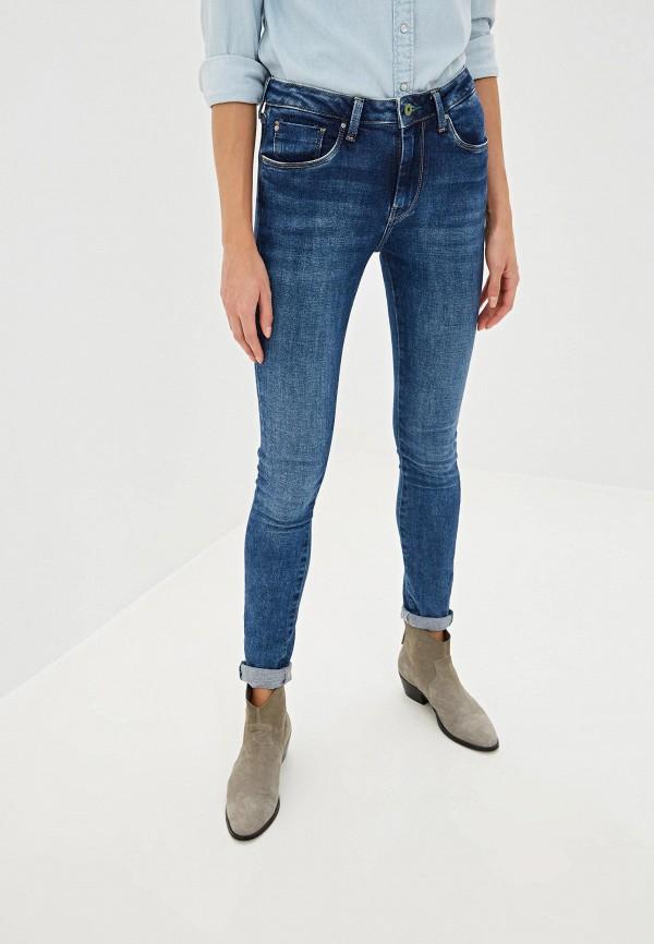 Джинсы Pepe Jeans Pepe Jeans PE299EWFWVZ6 цена и фото