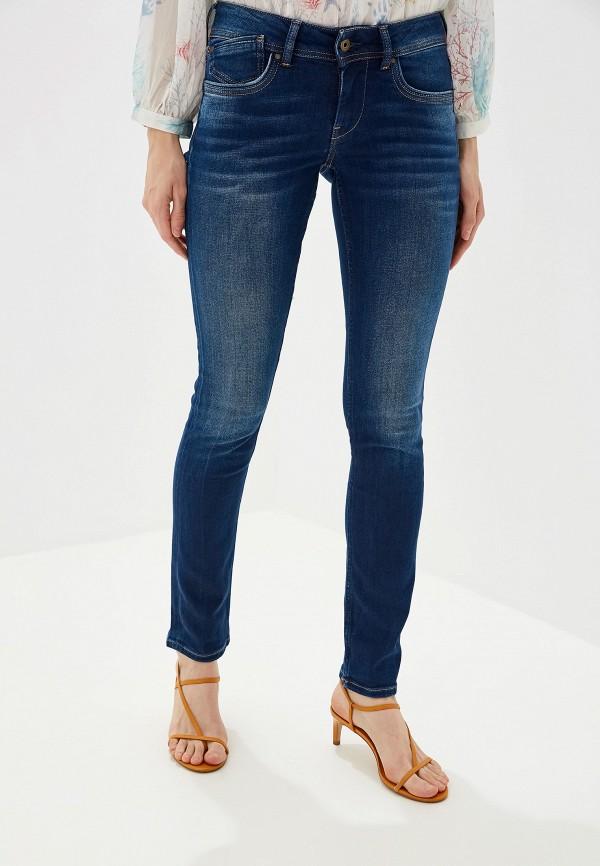 Джинсы Pepe Jeans Pepe Jeans PE299EWFWWA0 цена