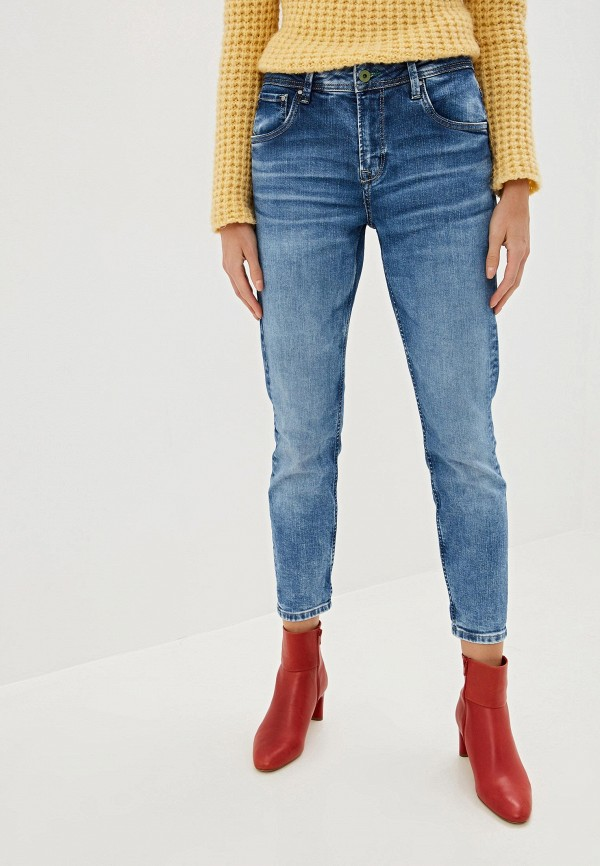 Джинсы Pepe Jeans Pepe Jeans PE299EWFWWB9 цена и фото