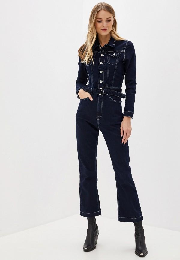 Комбинезон джинсовый Pepe Jeans Pepe Jeans PE299EWGLZL5 комбинезон pepe jeans pepe jeans pe299ewzgw53